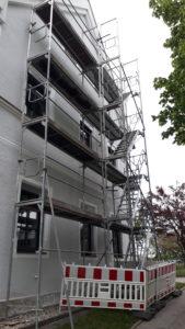 Das Baurecht entscheidet über die Zulässigkeit von Bauvorhaben.